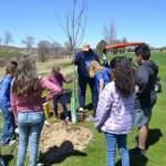Arbor Day in Lamar