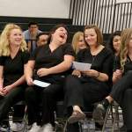 LCC Nursing Class of 2018 Honored in Pinning Ceremony