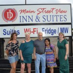 Lamar Chamber and Honkers Welcome New Motel Owners