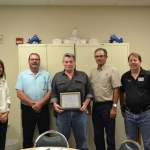 Commissioners Recognize Lee Berndt for 12 Years to Service to Area Veterans