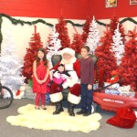 Lamar Rotary and Interact Host Kid's Christmas
