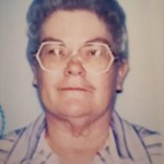 Wanda Lorene Jenkins…August 4, 1934 – April 10, 2019
