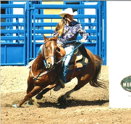 Colorado State High School Rodeo Finals held in Craig : The