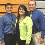 Gonzales honored as LCC's Distinguished Alumna