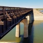 Railroad Trestle Permanently Off-limits to Public at John Martin Reservoir SWA