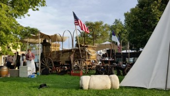 News from Bent's Fort Chapter Boggsville Settlement