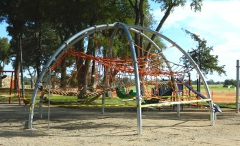 Playground Closer to Completion