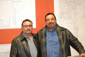 Tamez and Gonzales New City Council Members