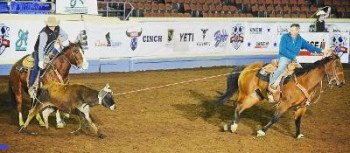 Local Cowboy Strikes at the USTRC Finals