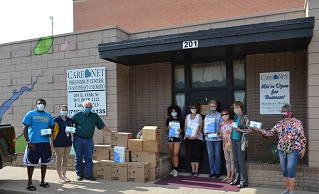 Rotary/Interact Donations to Care Net Pregnancy Center