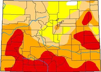 Drought Information Statement, NWS Pueblo - July 30, 2020