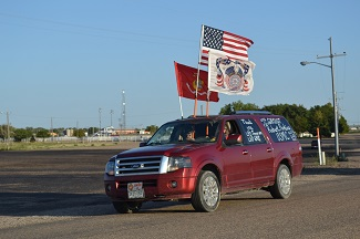 Annual 9/11 Tribute Observed with Car Rally