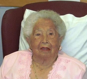 "Otilia ""Tillie"" Chavez…January 28, 1920 – December 29, 2020"