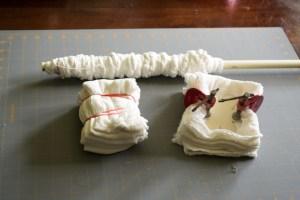 Shibori Tie-Dye with Natural Dyes