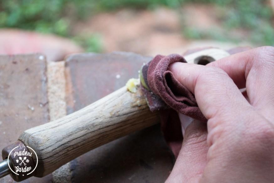 Garden Tool Restoration Part One