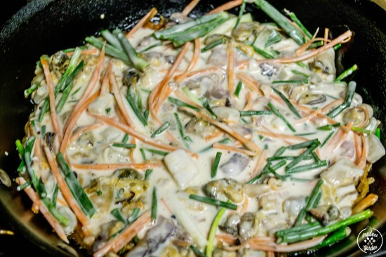 How to Make Korean Seafood and Scallion Pancake (Haemul Pajeon)