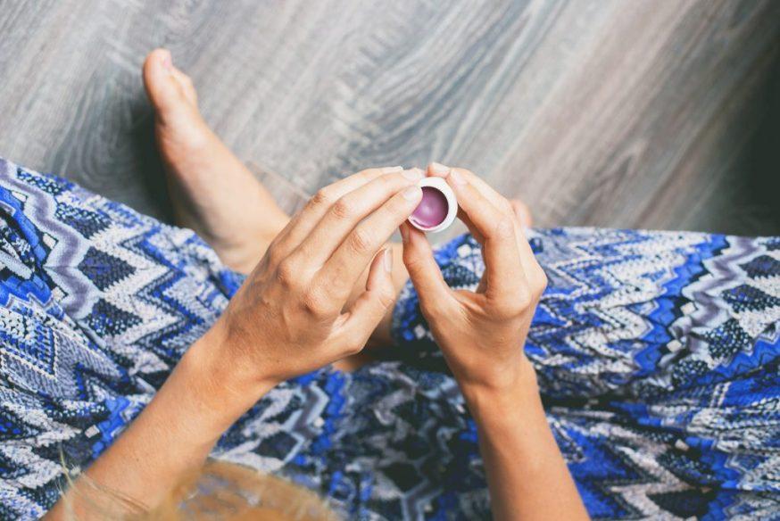 DIY Natural Lip Stain