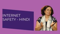 Internet Safety online in Hindi
