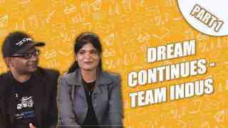 Team Indus on Har Indian ka Moonshot