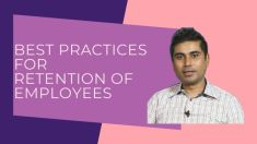 Pallav Nadhani on retention of employees