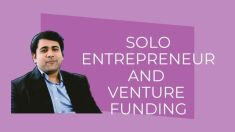 Akshay Bhusan on Solo entrepreneur