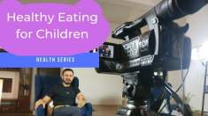 Ravi on children eat healthy