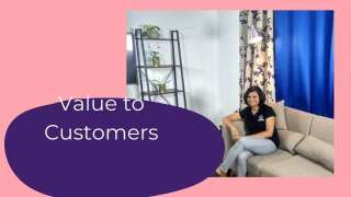Value to the Customers