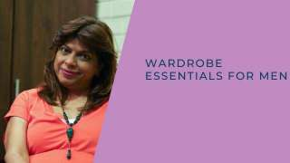 Wardrobe Essesntials for Men