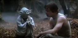Luke, Yoda, relationships