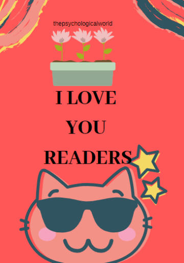 I love you readers