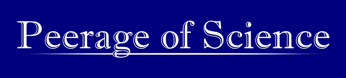 peerage of science