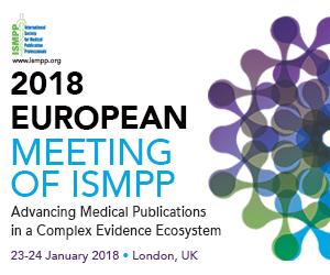 ISMPP 2018 EU meeting report