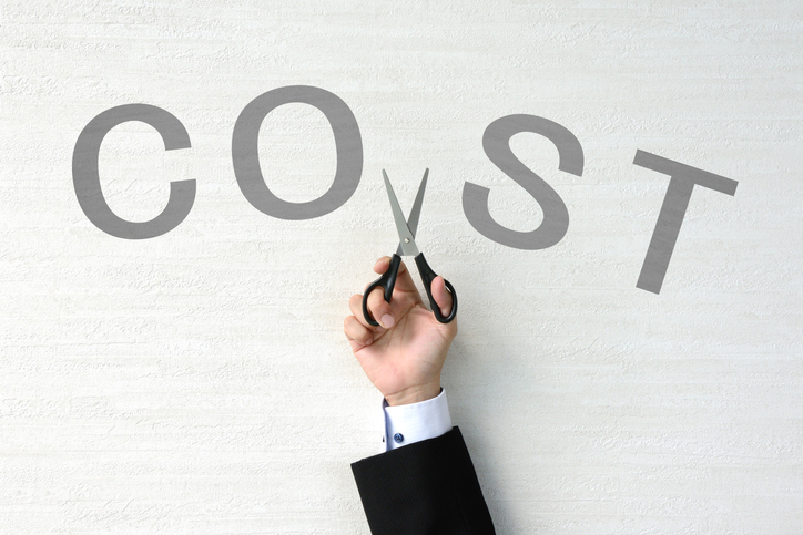 Image showing cost cutting