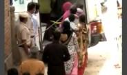 गुरुग्राम के हेलीमंडी में मिले 27 कोरोना संक्रमण संदिग्ध लोग, जांच के लिए सिविल अस्पताल ले जाया गया