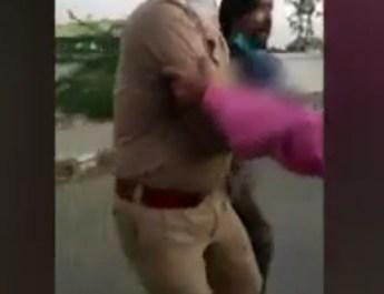 पंजाब में लॉकडाउन का उल्लंघन कर रहे निहंगों ने पंजाब पुलिस के एक ए एस आई का हाथ काट डाला, पुलिसकर्मी पर हमला, गुरुद्वारे से निकला हथियारों का जखीरा