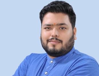 युवा भाजपा नेता अखिलेश कान्त ने पीएम को भेजा पत्र : सेना व पुलिस के लिए जीवन वीमा कराने का दिया सुझाव