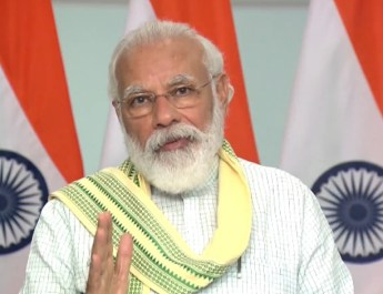 प्रधानमंत्री मोदी ने केदारनाथ धाम में चल रहे विकास कार्यों की समीक्षा की