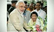 स्वर कोकिला लता दीदी ने प्रधान मंत्री नरेंद मोदी को राखी के बदले भेजा वीडियो संदेश, पीएम से एक वायदा करने को कहा !