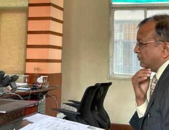 अतिरिक्त मुख्य सचिव डॉ. सुबोध अग्रवाल आउटस्टेडिंग कन्ट्रीब्यूशन टू नेशनल डवलपमेंट के लिए सम्मानित