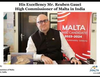 Malta Awareness Program captivates Indian students