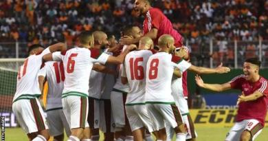 Moroccan Players Jubilate