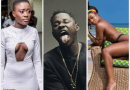 Efia Odo and Fella Makafui Throw Shots at Each Other