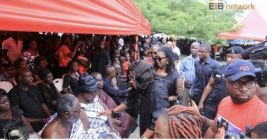 No State Burial For Ebony