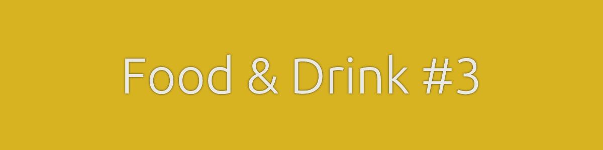 Food & Drink Quiz