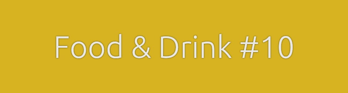 Food & Drink Quiz Banner 10
