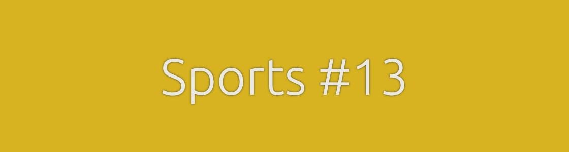 Sports Quiz Banner