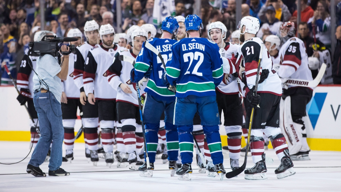 Canucks Send Sedin's Off With Storybook Ending