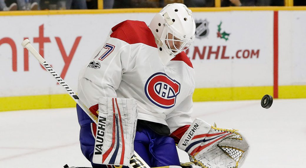 Why The Habs Should Not Re-Sign Goaltender Antti Niemi