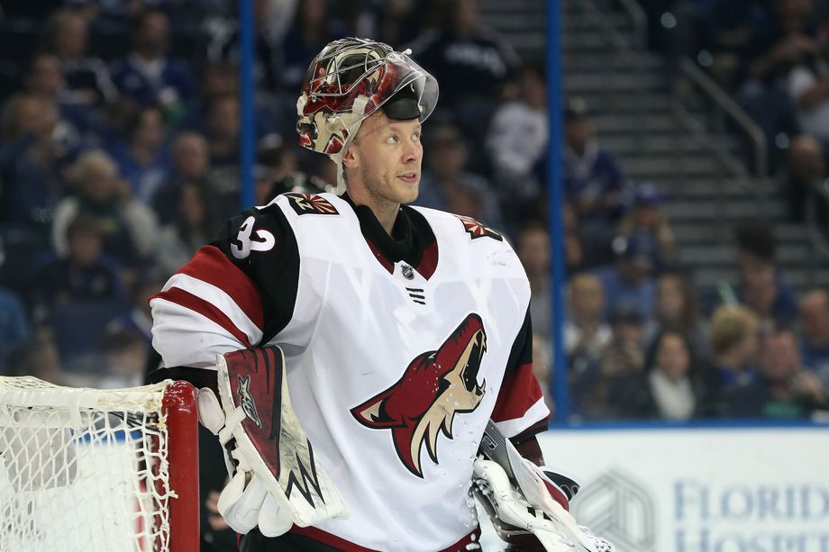 Why Re-Signing Antti Raanta Was A Smart Move For The Arizona Coyotes