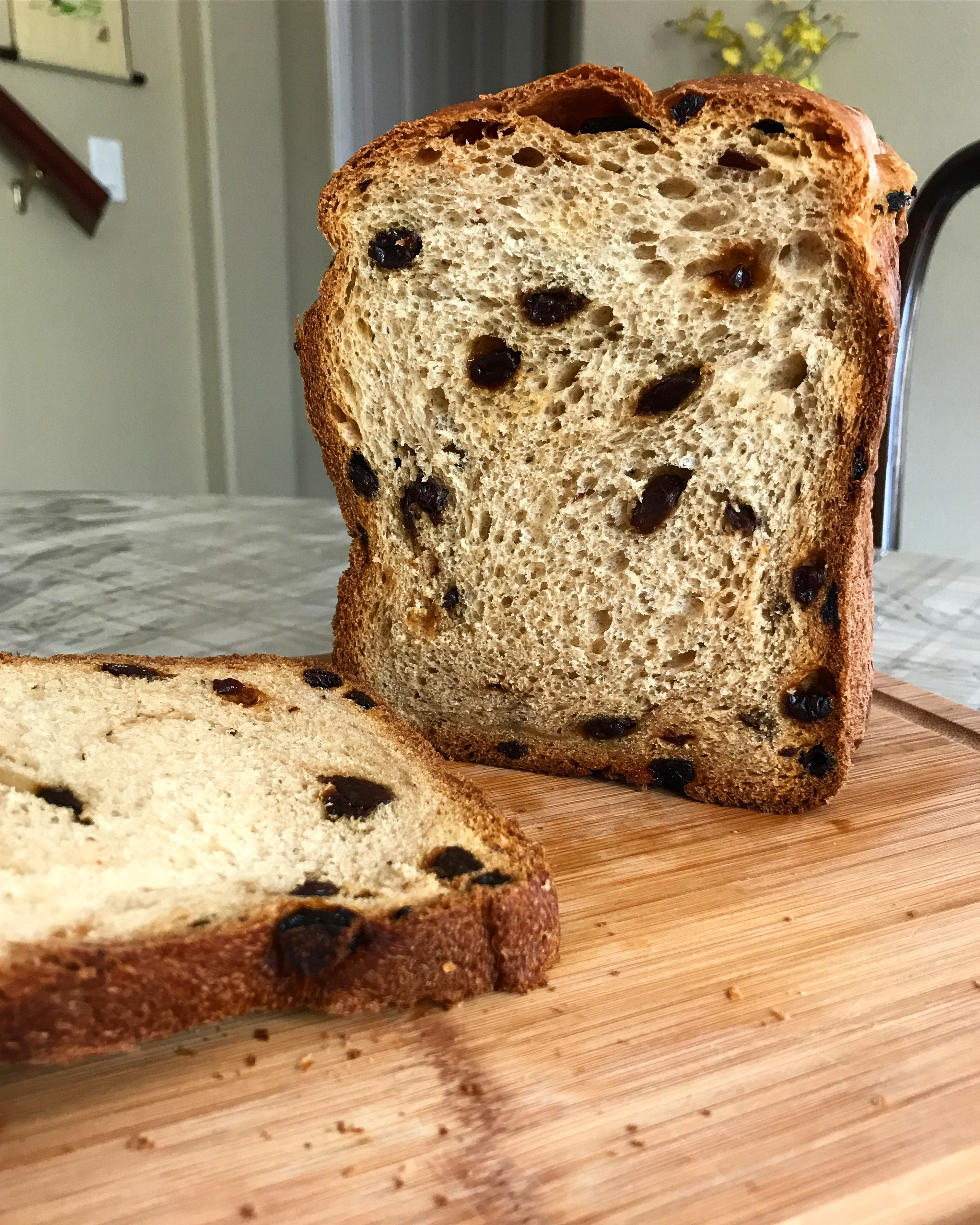 Honey Milk Bread [Recipe] | ft. The Bread Machine…that is as old as I am